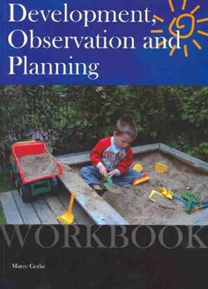 Cover of Development, Observation and Planning Workbook