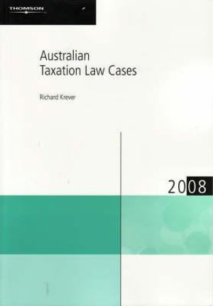 Cover of Australian Taxation Law Cases