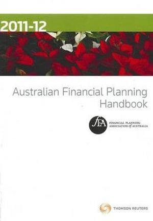 Cover of Australian Financial Planning Handbook 2011-12