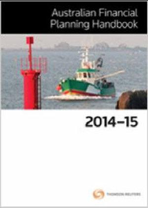 Cover of Australian Financial Planning Handbook