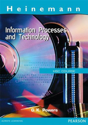Cover of Heinemann Information Processess and Technology HSC Course Textbook