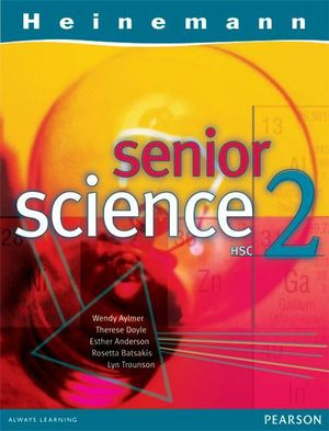 Cover of Senior Science 2