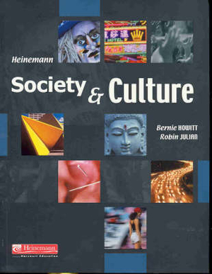 Cover of Heinemann Society and Culture