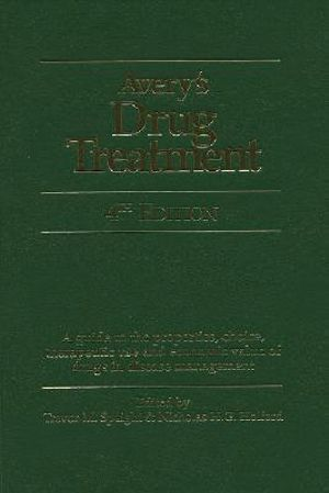 Cover of Avery's Drug Treatment