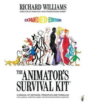 Cover of The Animator's Survival Kit