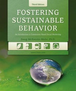Cover of Fostering Sustainable Behavior