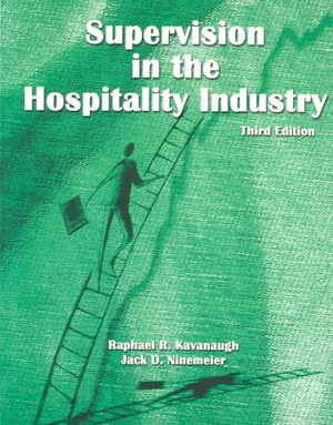Cover of Supervision in the Hospitality Industry