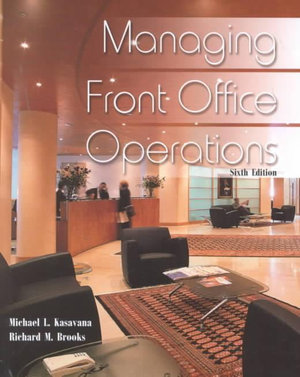 Cover of Managing Front Office Operations