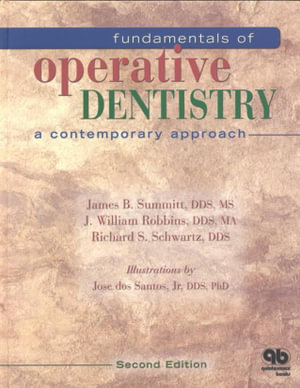 Cover of Fundamentals of Operative Dentistry