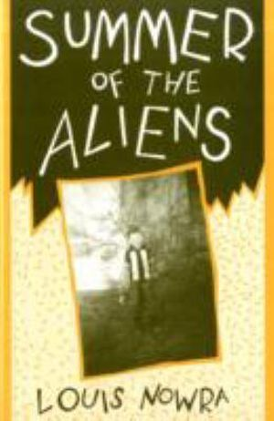 Cover of Summer of the Aliens