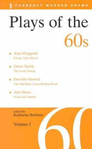 Cover of Plays of the 60s
