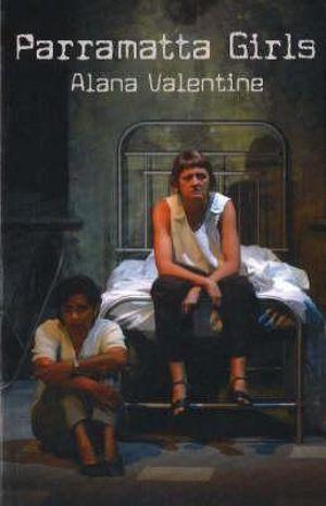 Cover of Parramatta Girls