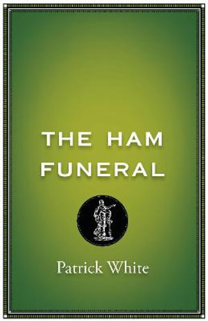Cover of The Ham Funeral