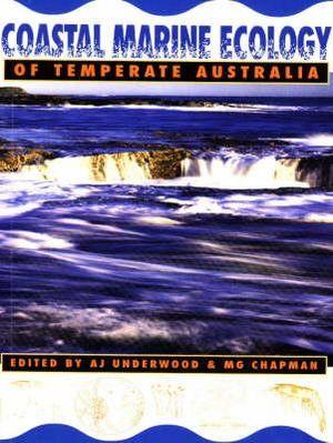 Cover of Coastal Marine Ecology of Temperate Australia