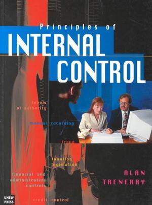Cover of Principles of Internal Control
