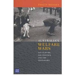 Cover of Australia's Welfare Wars