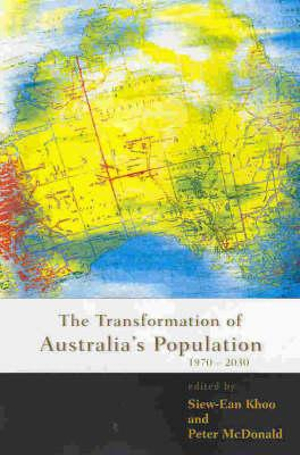 Cover of The Transformation of Australia's Population