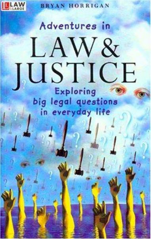Cover of Adventures in Law and Justice