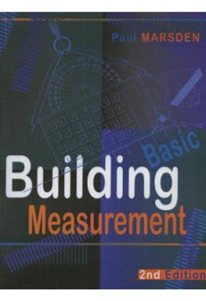 Cover of Basic Building Measurement