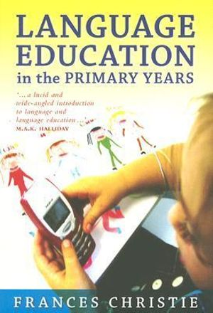 Cover of Language Education in the Primary Years