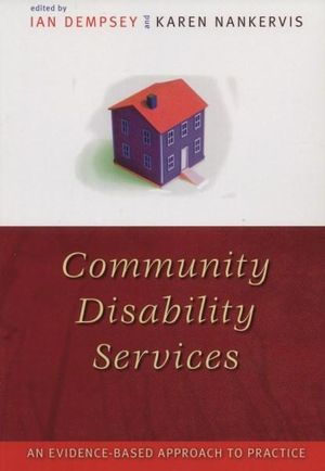 Cover of Community Disability Services