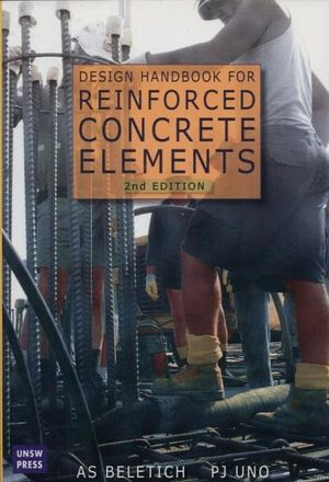 Cover of Design Handbook for Reinforced Concrete Elements