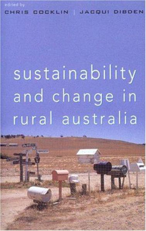 Cover of Sustainability and Change in Rural Australia