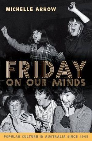 Cover of Friday on Our Minds