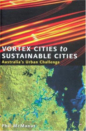 Cover of Vortex Cities to Sustainable Cities