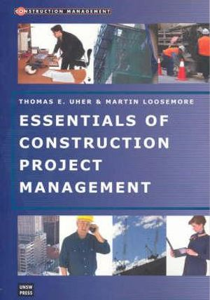 Cover of Essentials of Construction Project Management