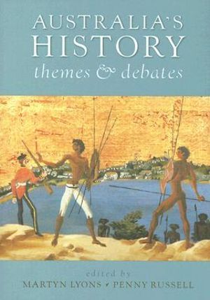 Cover of Australia's History