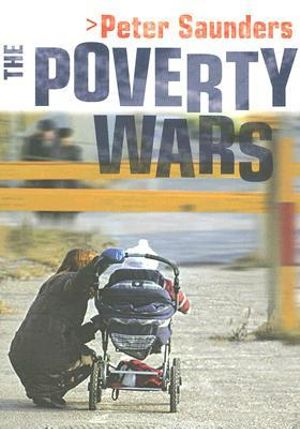 Cover of The Poverty Wars