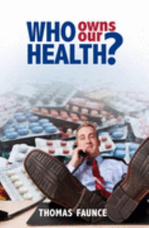 Cover of Who Owns Our Health?