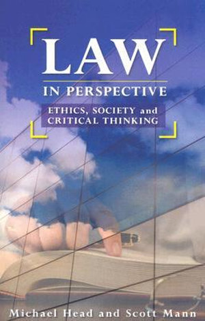 Cover of Law in Perspective