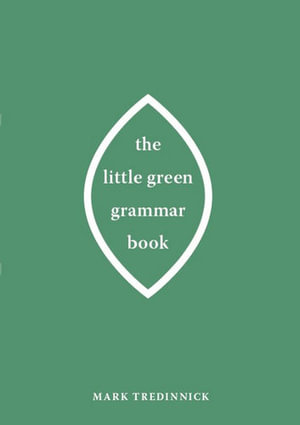Cover of The Little Green Grammar Book