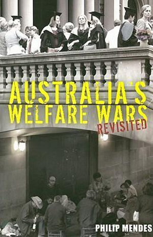 Cover of Australia's Welfare Wars Revisited