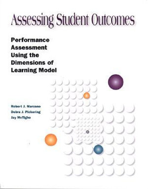 Cover of Assessing Student Outcomes