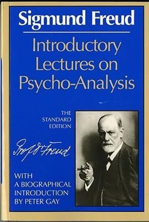 Cover of Introductory Lectures on Psychoanalysis