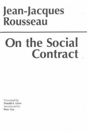 Cover of On the Social Contract