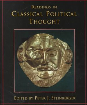 Cover of Readings in Classical Political Thought