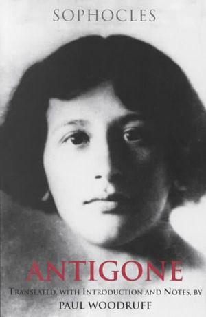 Cover of Antigone