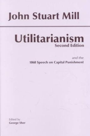 Cover of Utilitarianism