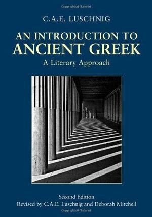 Cover of An Introduction to Ancient Greek