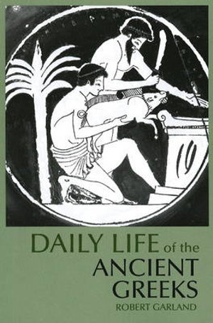 Cover of Ancient Greeks