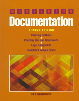 Cover of Mastering Documentation