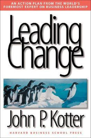 Cover of Leading Change
