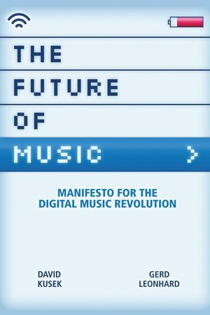 Cover of The future of music