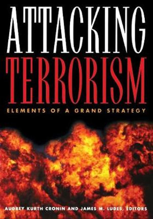 Cover of Attacking Terrorism