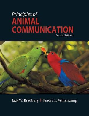 Cover of Principles of Animal Communication