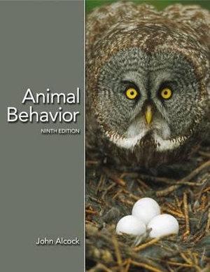 Cover of Animal Behavior